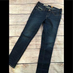 Anthro 26 Pilcro & Letterpress Stet slim jeans